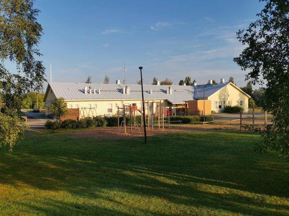 Eräjärven koulu