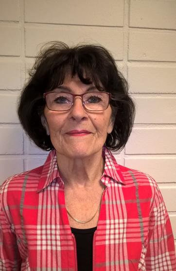 Vanhusneuvoston jäsen Maria Murronmaa