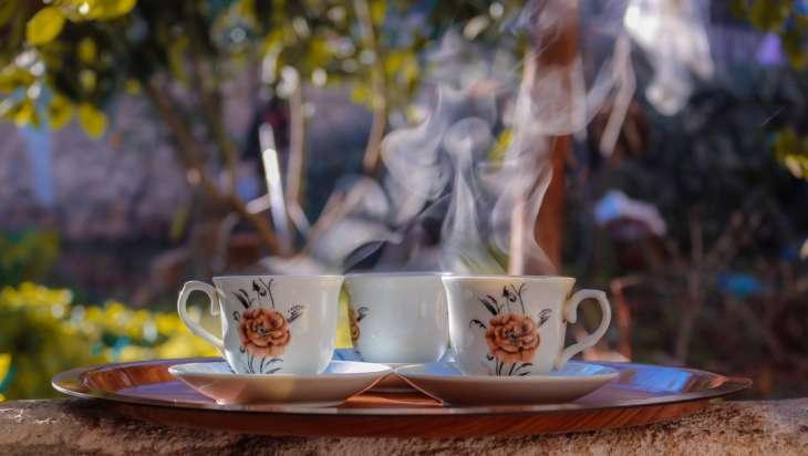tee- ja kahvihuone singer