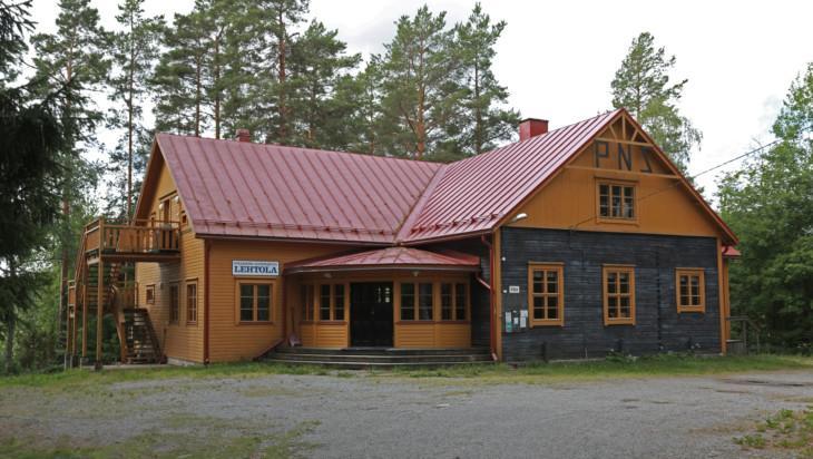 Pitkäjärven Lehtola