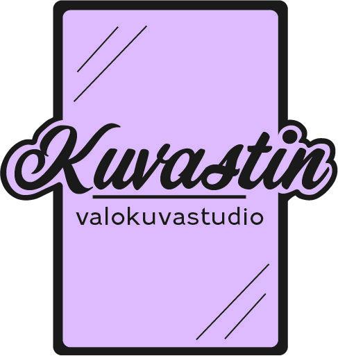 Valokuvastudio Kuvastimen logo